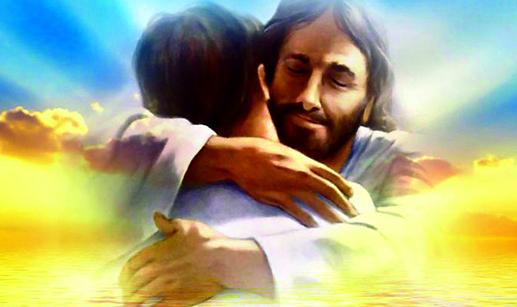 """Jésus dit : """"venez à moi..."""""""